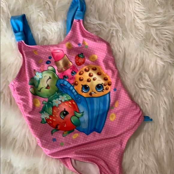 how to serch good out x quality first Girls shopkins Bathing Suit